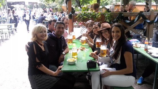 Discover Munich with Lenny's Bike Tour: Lanys beer bike tour