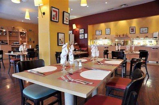 Campanile Madrid Alcala de Henares: Restaurant
