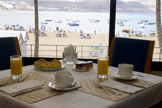 NH Imperial Playa : Restaurant