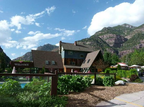 Twin Peaks Lodge & Hot Springs: Die Anlage 3