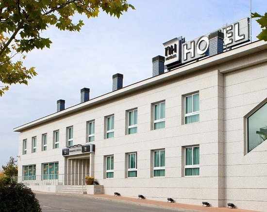 NH Monte Rozas Hotel Madrid