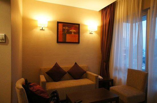 Furama Bukit Bintang: Вторая комната в номере