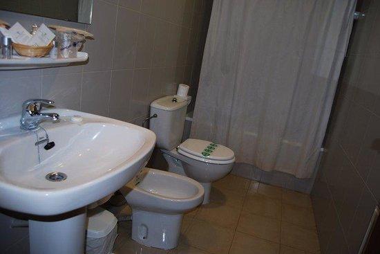 Hotel la Masia del Cadet: bathroom