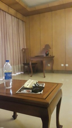 Lagos Oriental Hotel: My beautiful room