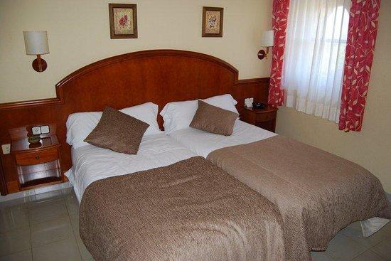 Hotel la Masia del Cadet: double room