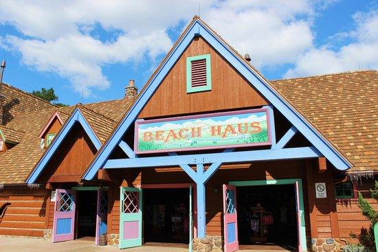 Disney's Blizzard Beach Water Park: Einer der Shops