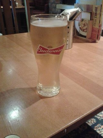 Premier Inn Newquay (Quintrell Downs) Hotel: Lager!