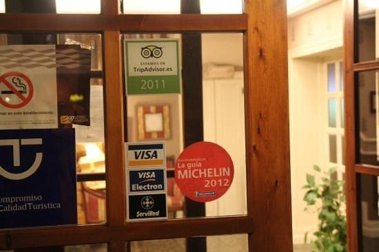 Hotel Bujaruelo: guia michelin