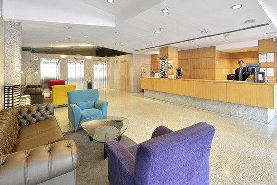 Tryp Malaga Alameda Hotel: Normal Tryp Malaga Alameda Reception Lobby