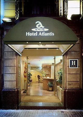 Hotel Atlantis by Atbcn: TOP Hotel Atlantis Barcelona_Exterior View