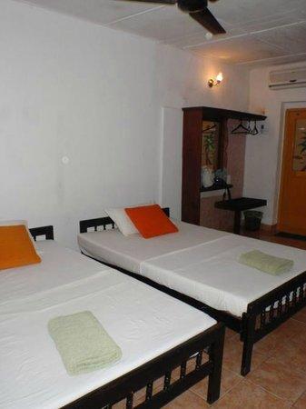 Sundaras Resort : 部屋