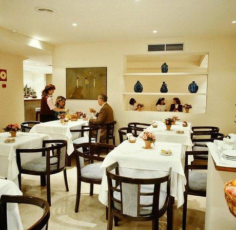 TOP Hotel Atlantis Barcelona_Restaurant