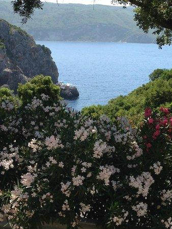 Grecotel Corfu Imperial: Палеокастрица, монастырь