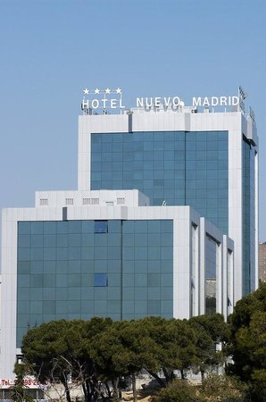 Hotel Nuevo Madrid: hotel image