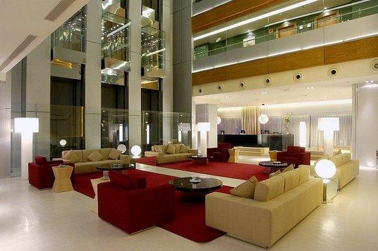 Hotel Nuevo Madrid: Interior