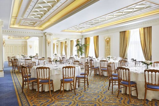 King George, A Luxury Collection Hotel : The Ballroom   Wedding Decoration