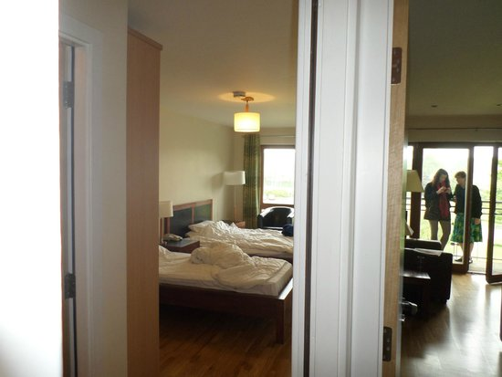 Annebrook House Hotel: Second bedroom - ours was too dark to photograph