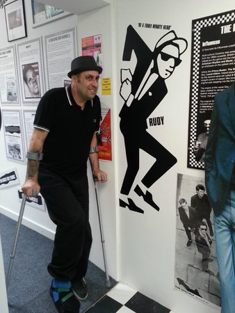 The Coventry Music Museum: Skankin'