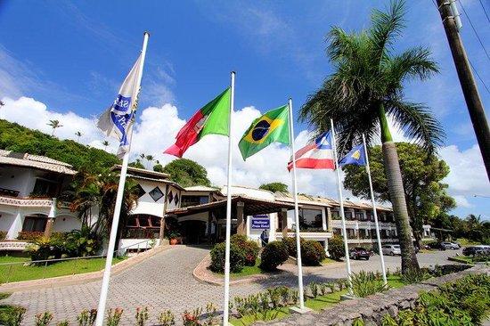 Best Western Shalimar Praia Hotel : Exterior