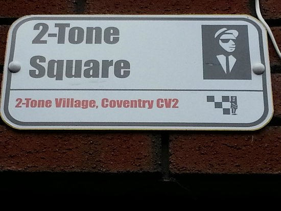 The Coventry Music Museum: 2-Tone Square