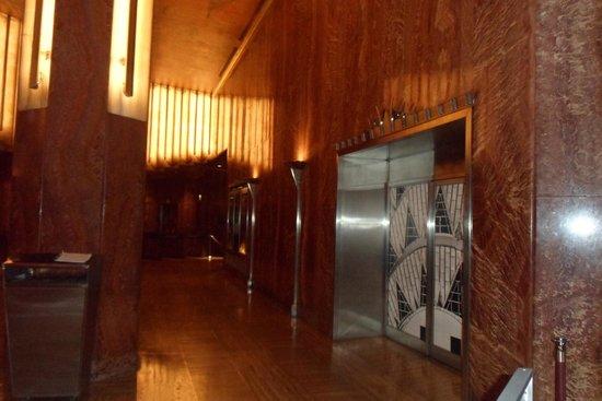 Chrysler Building: In the lobby !!!