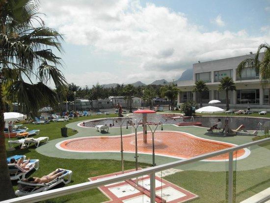 Camping Resort Almafra : La piscine