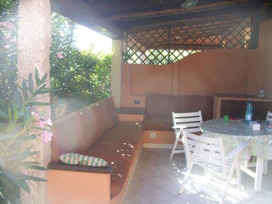 Baia de Bahas - Apartments & Resort : Patio