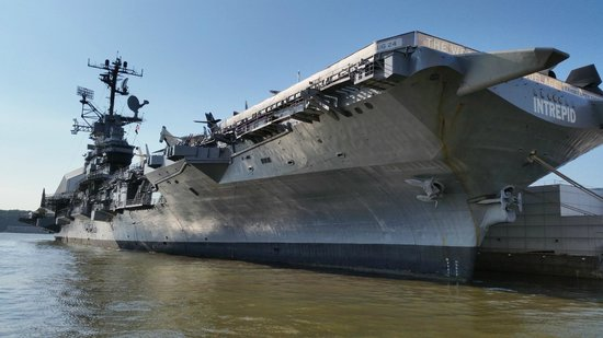 Intrepid Sea, Air & Space Museum : 2