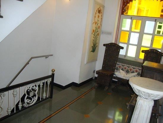 Mewar Haveli: Lounge