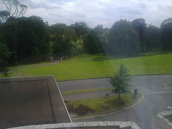 Crowne Plaza Hotel Dublin Airport: Room 331 - view