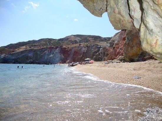 Paliochori Beach: La spiaggia di Paleochori