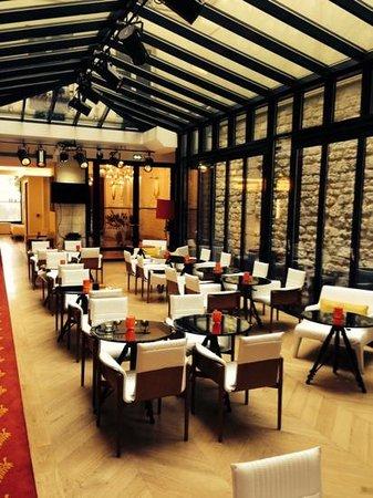 Le 123 Sébastopol - Astotel  : breakfast area
