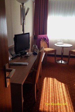 Hotel Touristik : Triple Room