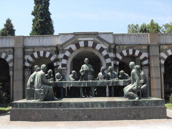 Cimetière Monumental : cimitero monumentale