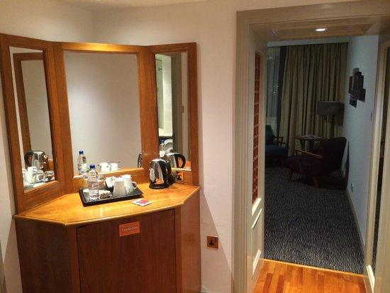 Park Inn by Radisson Hotel & Conference Centre London Heathrow: Entrance