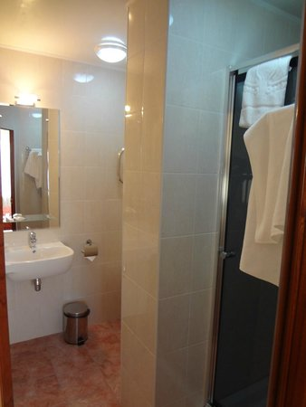 Amaks City Hotel: Ванная
