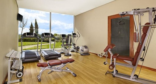 Convento do Espinheiro, A Luxury Collection Hotel & Spa: Fitness Center