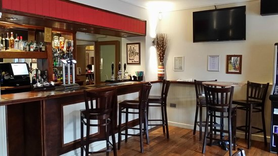 The Begelly Arms Restaurant: The Public Bar