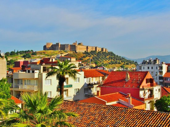 Urkmez Hotel: a great view to wake up to