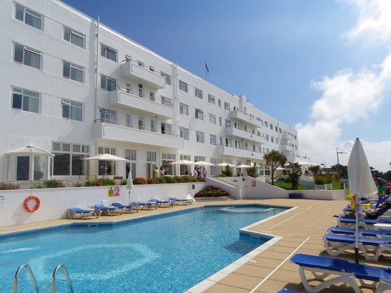 Saunton Sands Hotel: Poolside