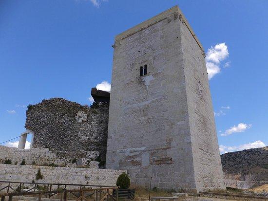 Estepa, Spain: Vista del torreón