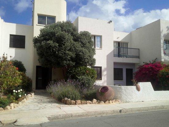 Paphos Gardens Holiday Resort: наш корпус