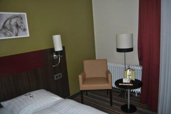 Leonardo Hotel & Residence München: Bedroom