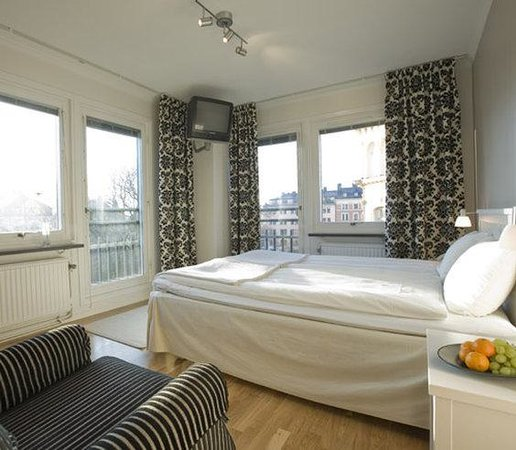 Hotel Tegnerlunden: Guest Room