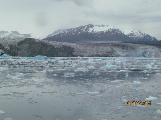 Lu Lu Belle Tours: Columbia Glacier