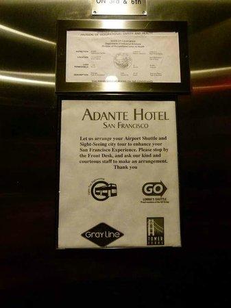 Adante Hotel: Anspruch und Wirklichkeit klaffen weit auseinander!