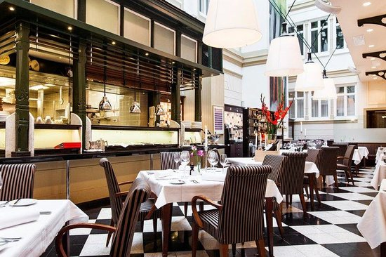 Elite Plaza Hotel Goteborg: Restaurant