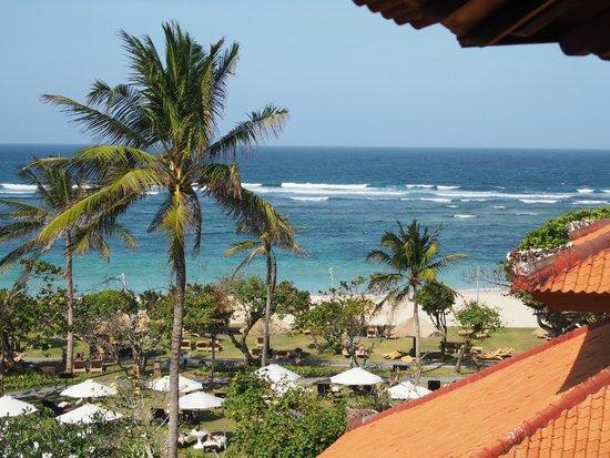 Ayodya Resort Bali : vista dalla camera 1591