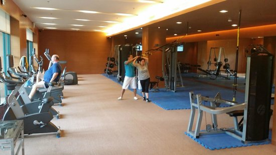 Radisson Blu Cebu: Gym