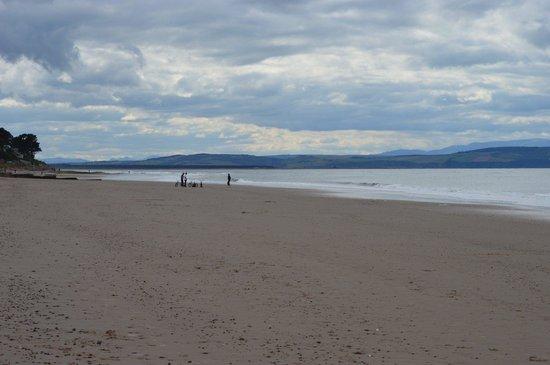 Picture Of Nairn Beach, Nairn